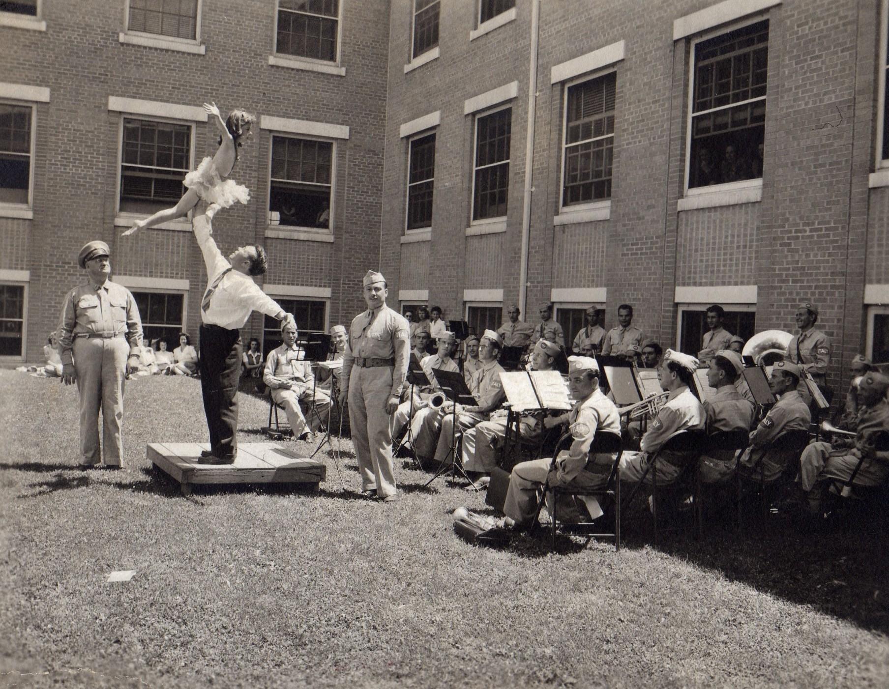 POW Camp at Ogden UT